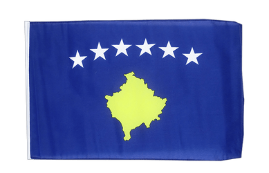 Kosovo 12x18 in Flag