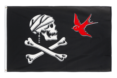 Drapeau Pirate Sparrow 90 x 150 cm