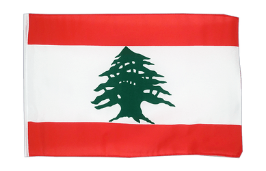 Lebanon 12x18 in Flag