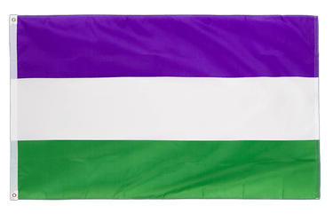 Suffragette UK 3x5 ft Flag