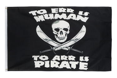 Pirate Arr 3x5 ft Flag