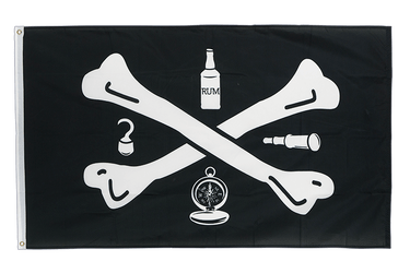 Pirate Tools of Trade 3x5 ft Flag