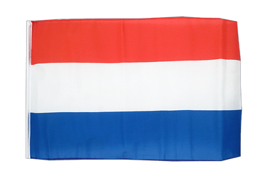 Luxembourg 12x18 in Flag