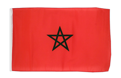 Morocco 12x18 in Flag