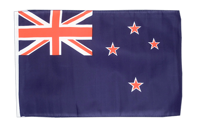 New Zealand 12x18 in Flag