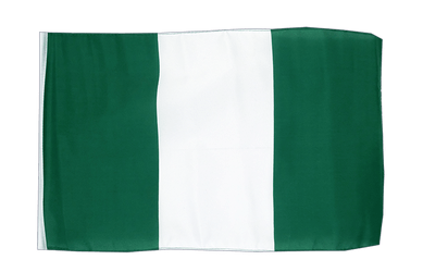 Nigeria - 12x18 in Flag