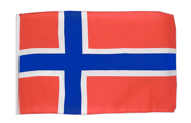 Norway 12x18 in Flag