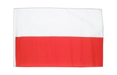 Poland - 12x18 in Flag