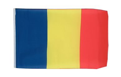 Rumania 12x18 in Flag