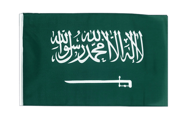 Saudi Arabia - 12x18 in Flag