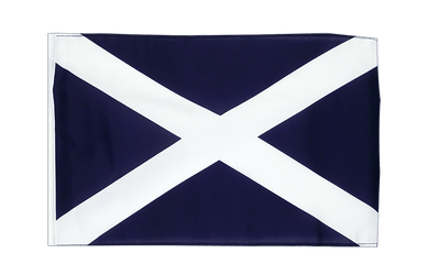 Scotland navy 12x18 in Flag