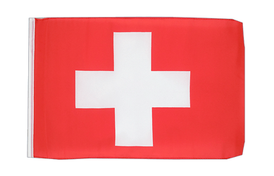 Switzerland 12x18 in Flag