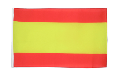 Spain without crest 12x18 in Flag
