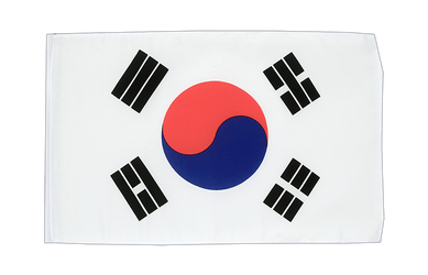 South Korea 12x18 in Flag