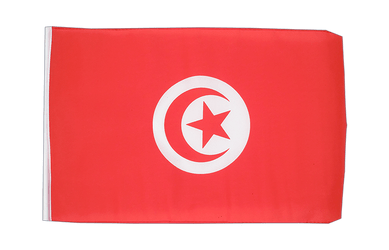Tunisia 12x18 in Flag