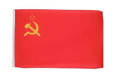 USSR Soviet Union 12x18 in Flag