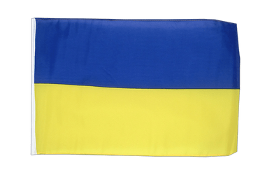 Ukraine 12x18 in Flag