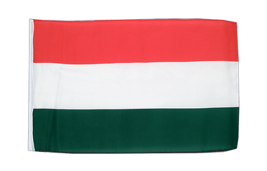 Hungary - 12x18 in Flag