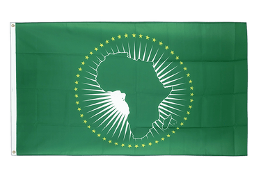 African Union AU 3x5 ft Flag