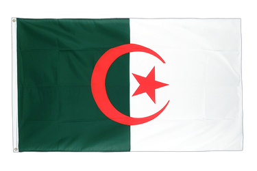 Algeria 3x5 ft Flag