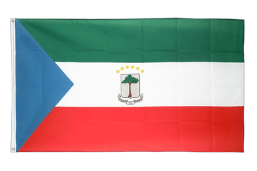 Equatorial Guinea 3x5 ft Flag