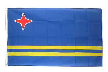 Aruba 3x5 ft Flag