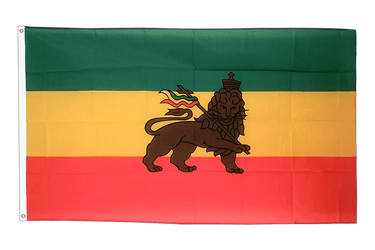 Ethiopia old 3x5 ft Flag