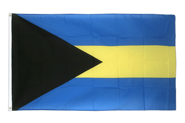 Bahamas - 3x5 ft Flag