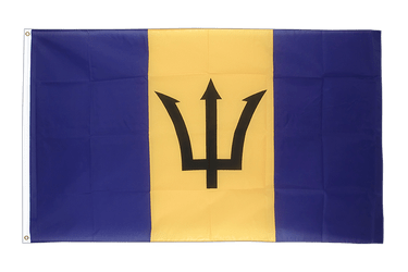 Barbados 3x5 ft Flag