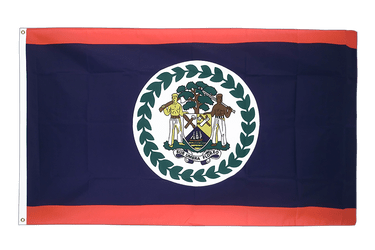 Belize 3x5 ft Flag