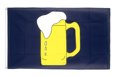 Beer 3x5 ft Flag