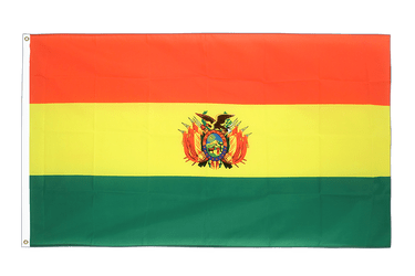 Bolivia 3x5 ft Flag