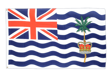 British Indian Ocean Territory 3x5 ft Flag