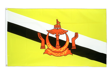 Brunei 3x5 ft Flag