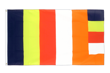 Buddhist 3x5 ft Flag