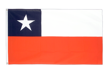 Chile 3x5 ft Flag