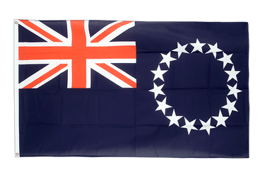 Cook Islands 3x5 ft Flag
