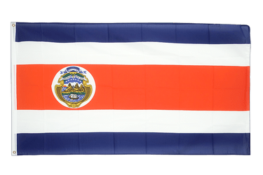 Costa Rica 3x5 ft Flag