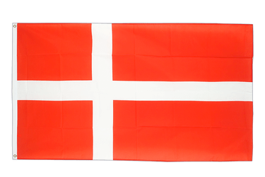 Denmark 3x5 ft Flag