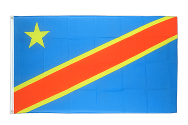 Democratic Republic of the Congo 3x5 ft Flag
