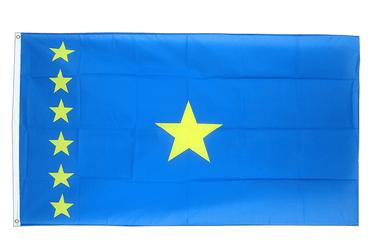 Democratic Republic of the Congo old 3x5 ft Flag