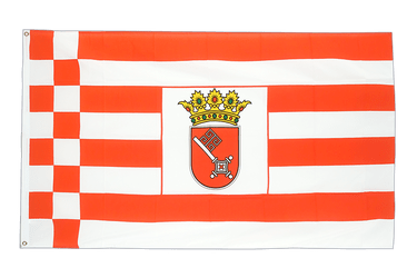 Bremen - 3x5 ft Flag