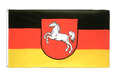 Lower Saxony 3x5 ft Flag