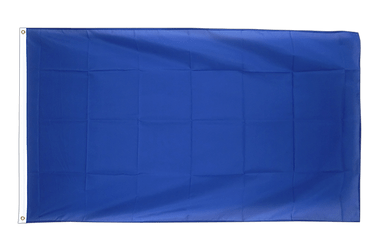 Blue 3x5 ft Flag