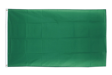 Green 3x5 ft Flag