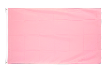 Pink 3x5 ft Flag