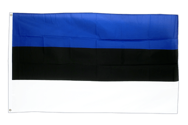 Estonia 3x5 ft Flag