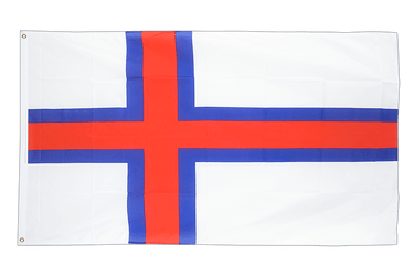 Faroe Islands 3x5 ft Flag
