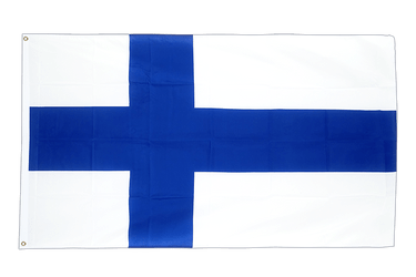 Finland 3x5 ft Flag