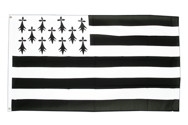 Brittany 3x5 ft Flag